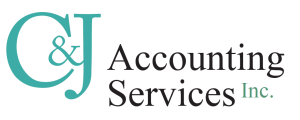 C&J Accounting Services Logo