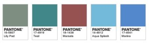 Marsala Color Scheme - Design Accounting Solutions