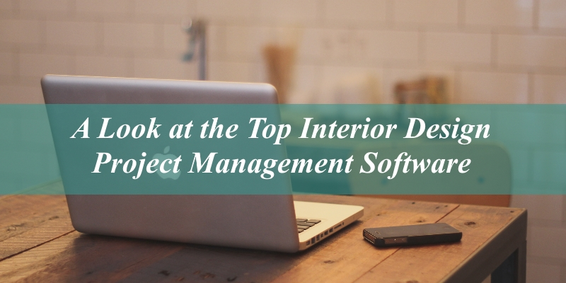 Interior Design Bookkeeping - Top Project Management Software